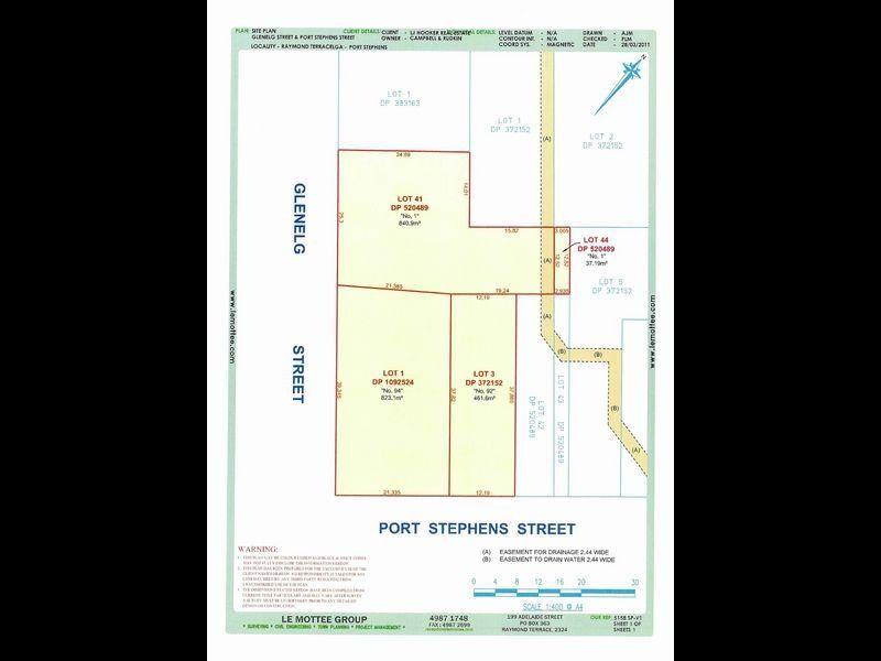 92 Port Stephens Street RAYMOND TERRACE 2324