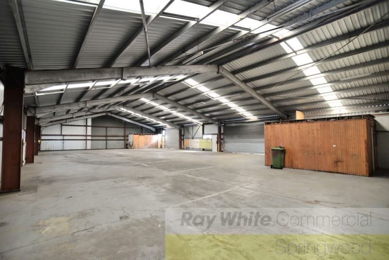 604sqm* Freestanding Warehouse With Container Set Down