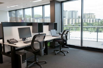 Prime Waterfront Office Suite