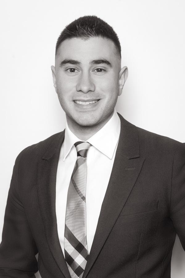 Jordan Tsingolis (Property Management Associate)
