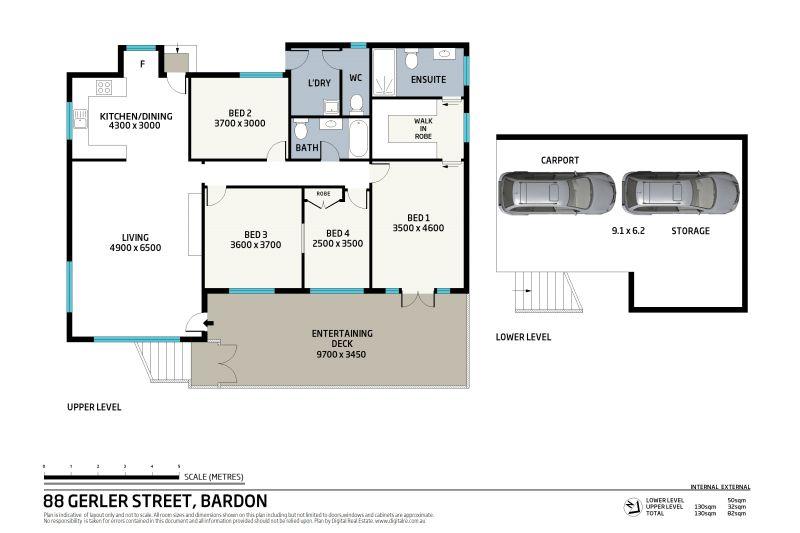 88 Gerler Street Bardon 4065