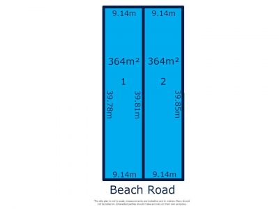 1 & 2/418 Beach Road, Hackham West