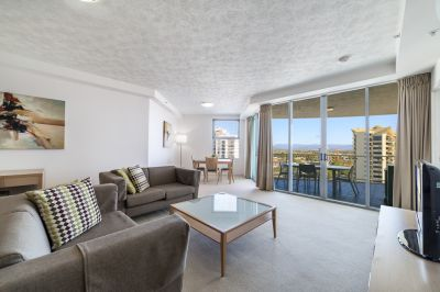 High Floor Wings' Apartment