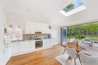 Edwardian Charm with a Private Landscaped Garden