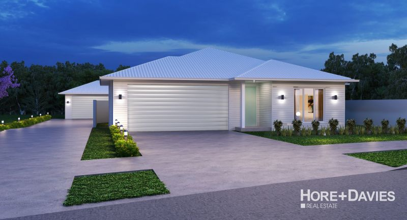 Brand New Coastal Inspired Villa