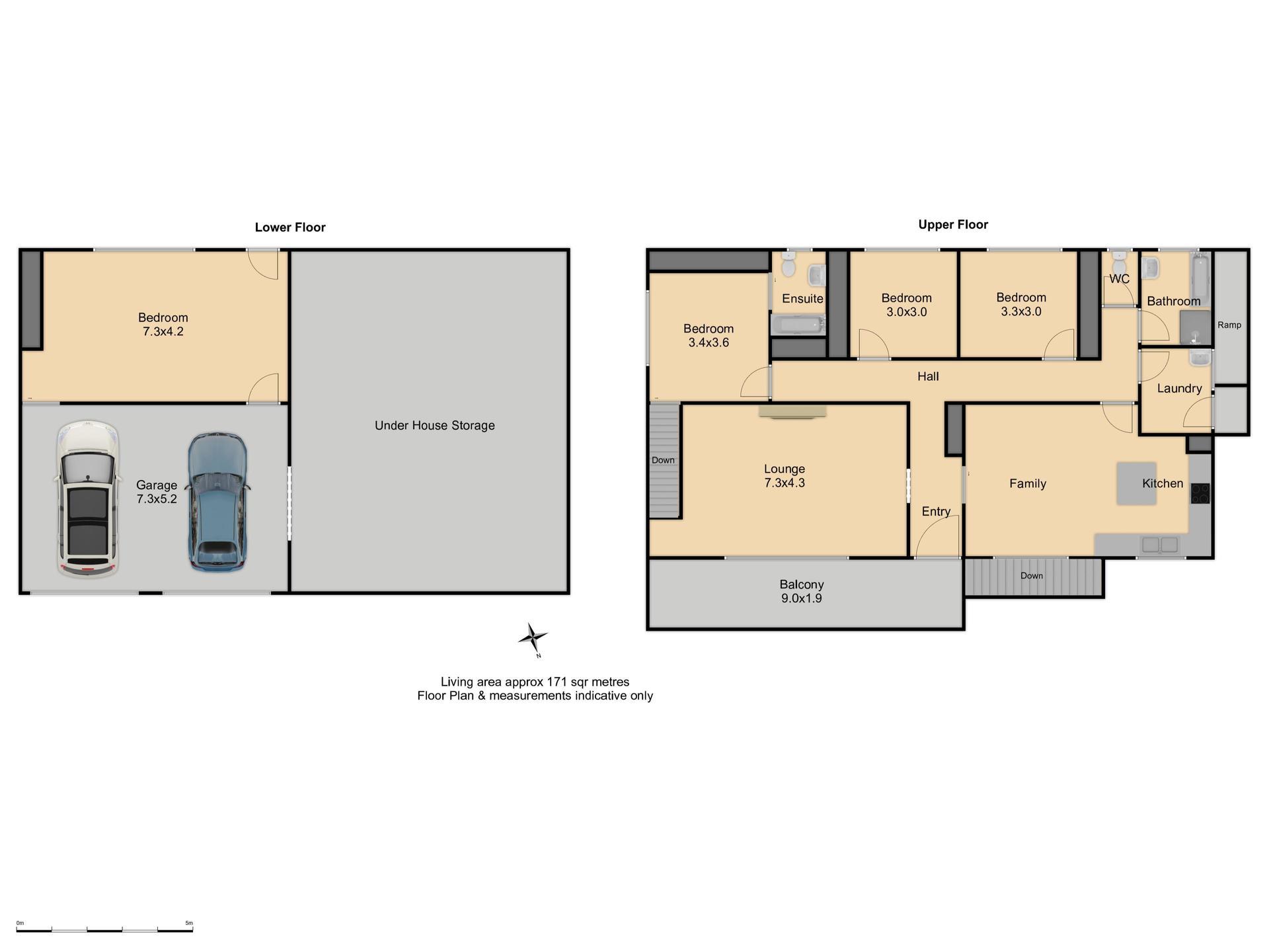 16 Karimi Way - Floor Plan