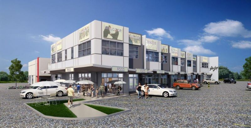 BRAND NEW 109m2* OFFICE UNIT IN TINGALPA CENTRAL