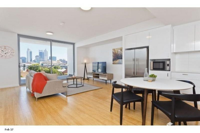PERTH CITY MODERN 2 BEDROOM APARTMENT