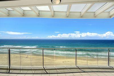 Luxury - Entire Floor Beachfront Residence