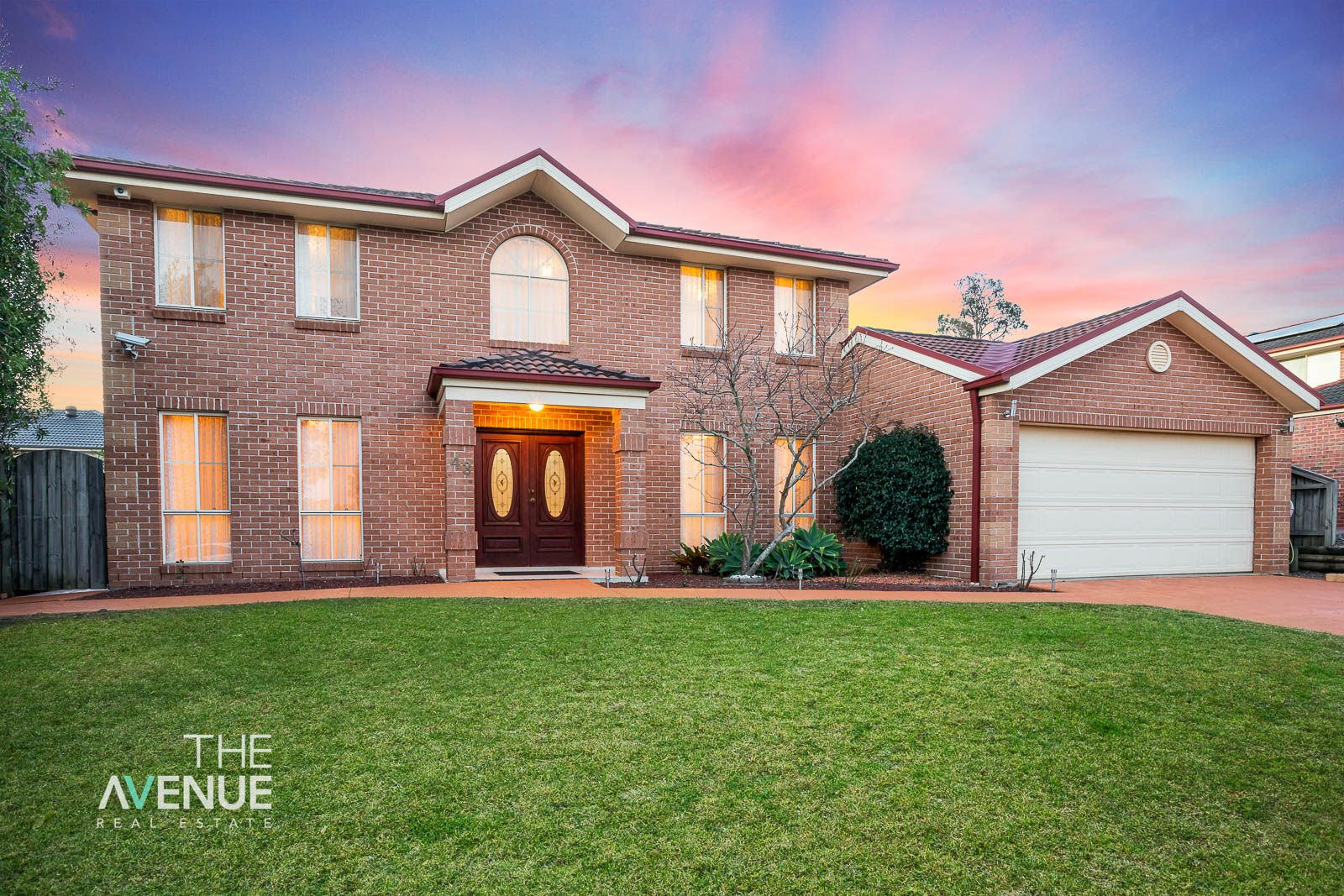 43 Crestview Avenue, Kellyville NSW 2155