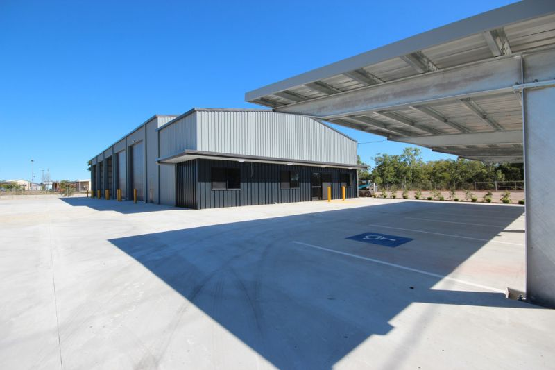 Secure Now..Brand New Industrial Shed/Workshop Ready to Go..!!