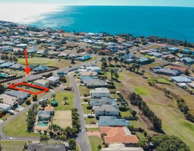 COASTAL LAND WITH GOLF COURSE ACCESS GOING FOR A SONG - O/A $99,000......BE QUICK!