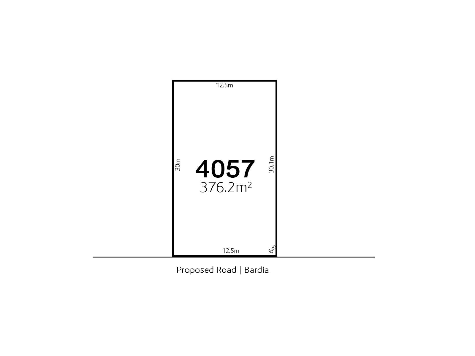 Bardia LOT 4057 Proposed Road | Bardia