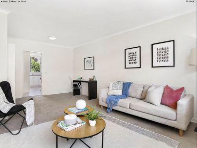 Oversized, light filled, 2 bed renovated apartment furnished or unfurnished