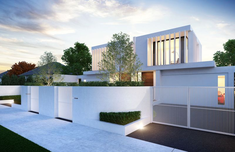 A Stroke of Stylish Architectural Genius Moments to Everything!