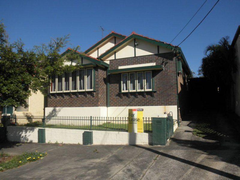 8 Harriett Street, Marrickville