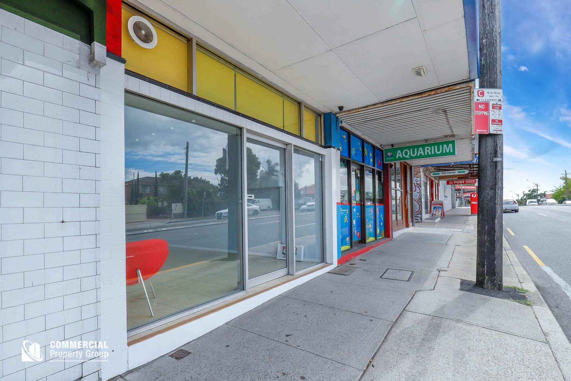 Well Presented 60m² Shop on Princes Highway