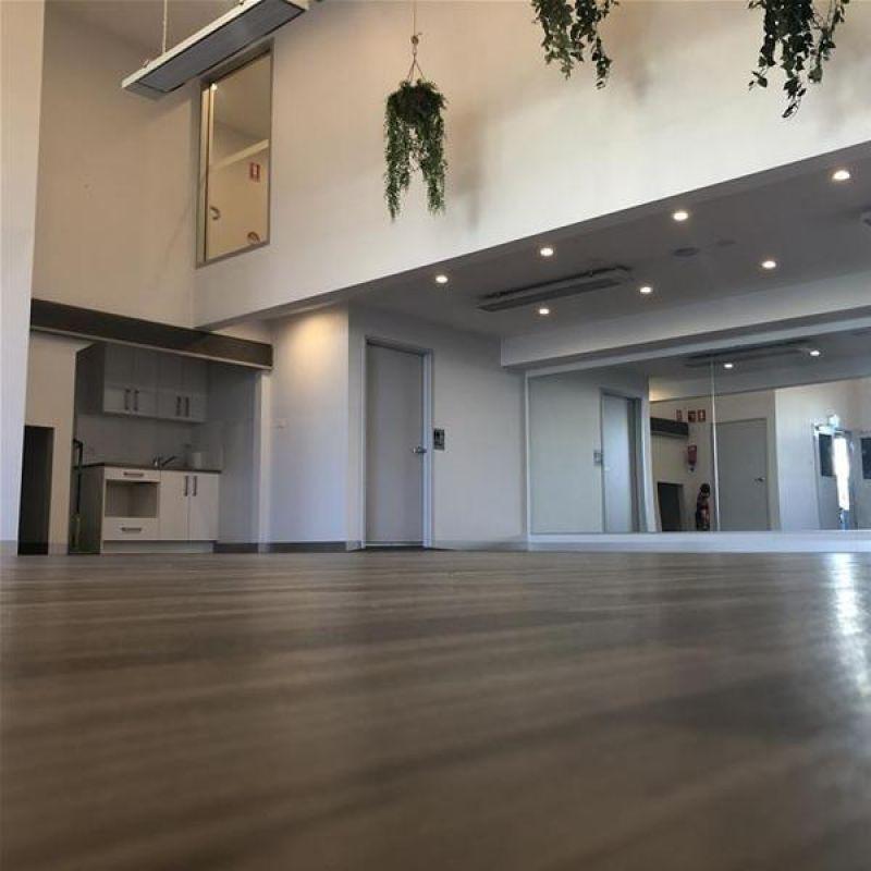 Open Plan Commercial Suite