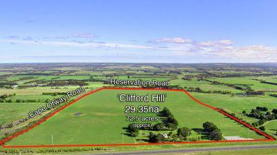 Clifford Hill    29.35ha - 72.5 acres approx.