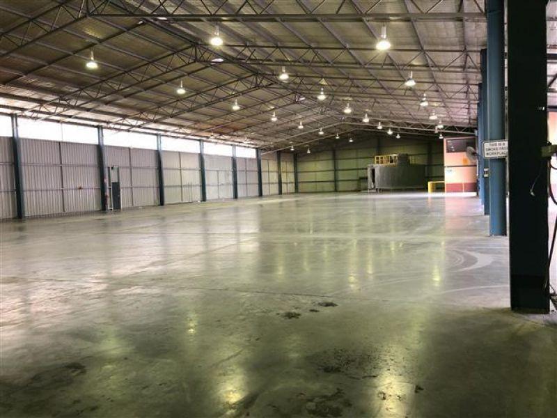 2,000 Metres of Floor Space