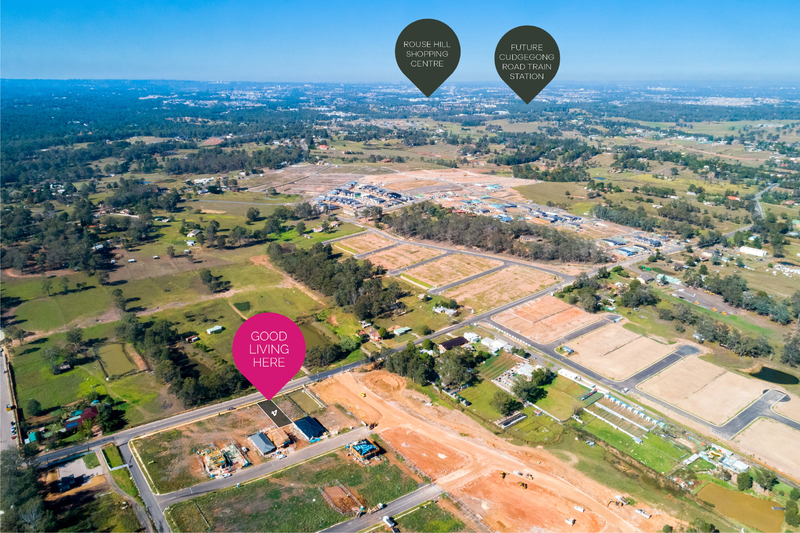 Land for sale BOX HILL NSW 2765 | myland.com.au