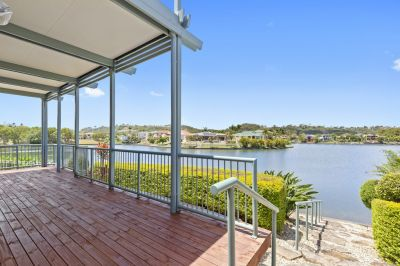 Stunning Waterfront Home in 'Burleigh Cove' - secure gated estate