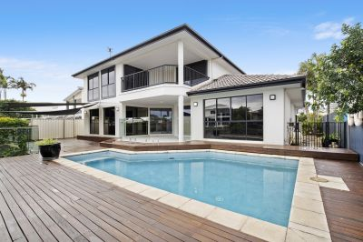 Stunning Waterfront Home in sort after area!