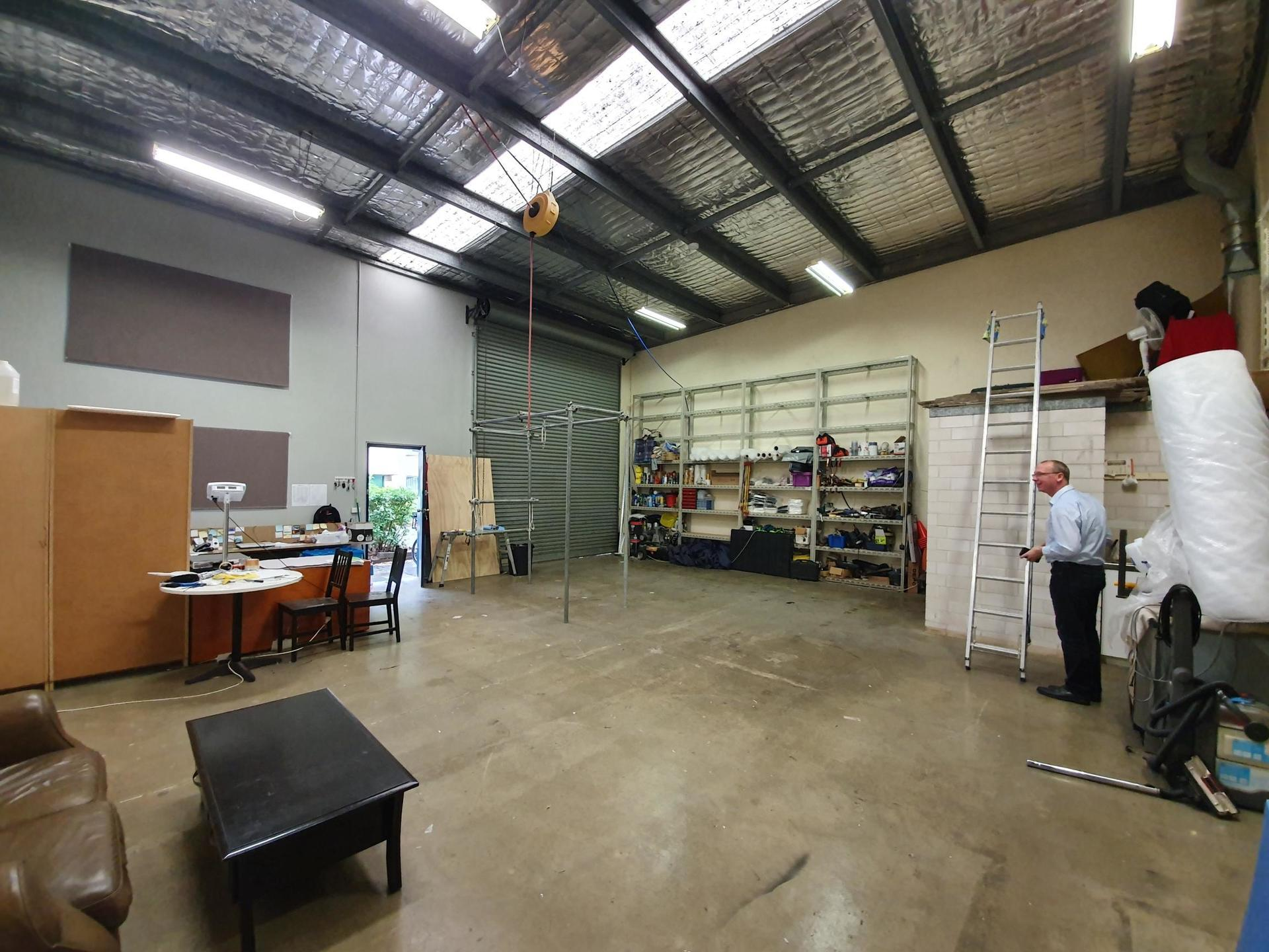 Great Value Warehouse Space