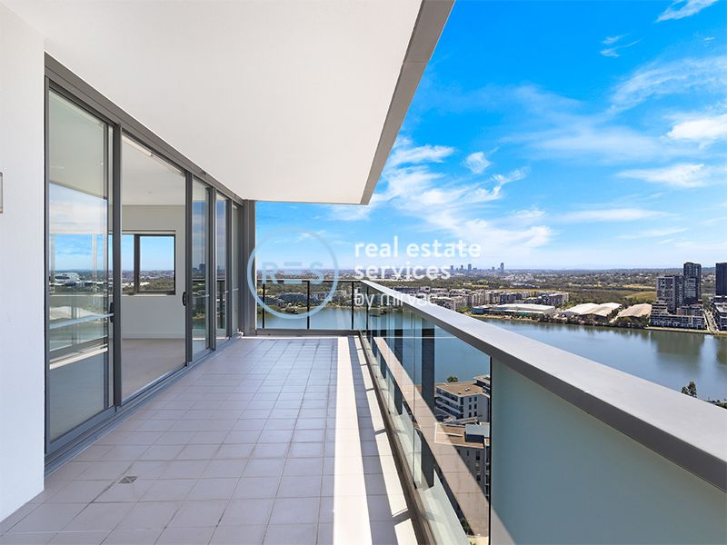 Oversized 2-Bedroom Apartment on Level 21 With Stunning Views in Rhodes