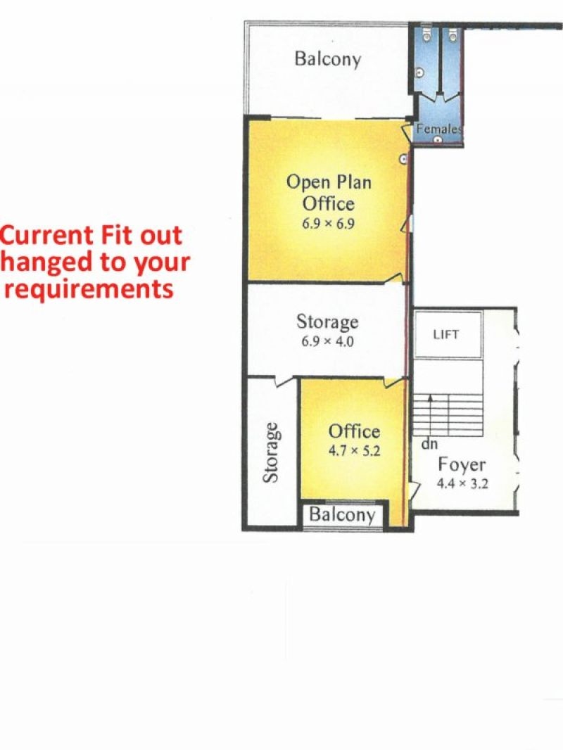 LANDLORD WILL PAY FOR FITOUT TO SUIT YOUR REQUIREMENTS