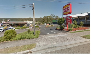 Hungry Jack West Gosford