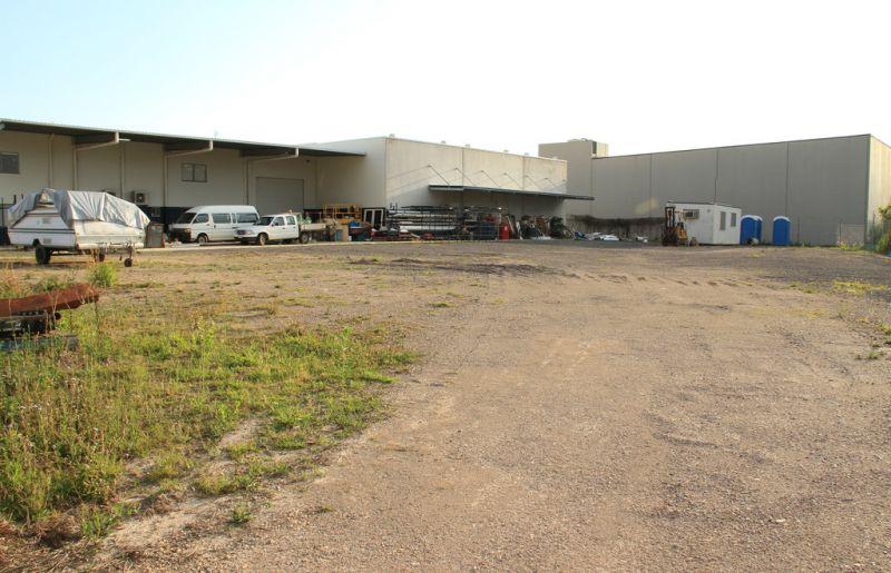 Vacant Coolum Industrial Site