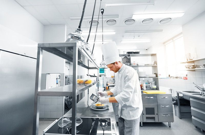 Haccp Approved Commercial Kitchen. Customer Agreements In Place.