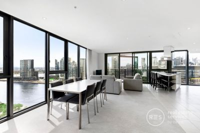 Furnished 3 bedroom with grand views