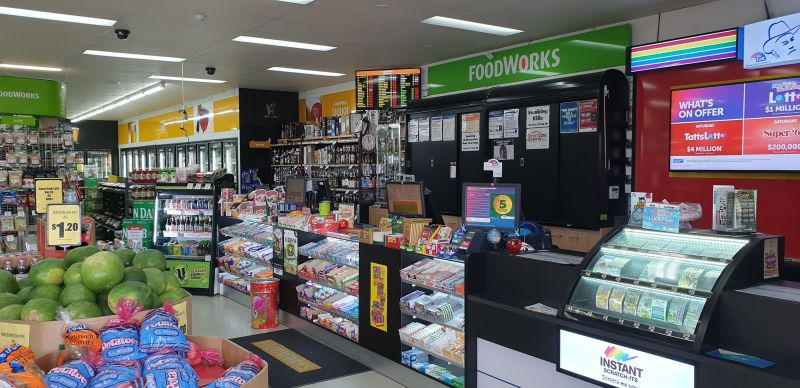 Foodworks Supermarket With Tattslotto Agency And Liquor Licence - Fantastic Norther Suburbs Location