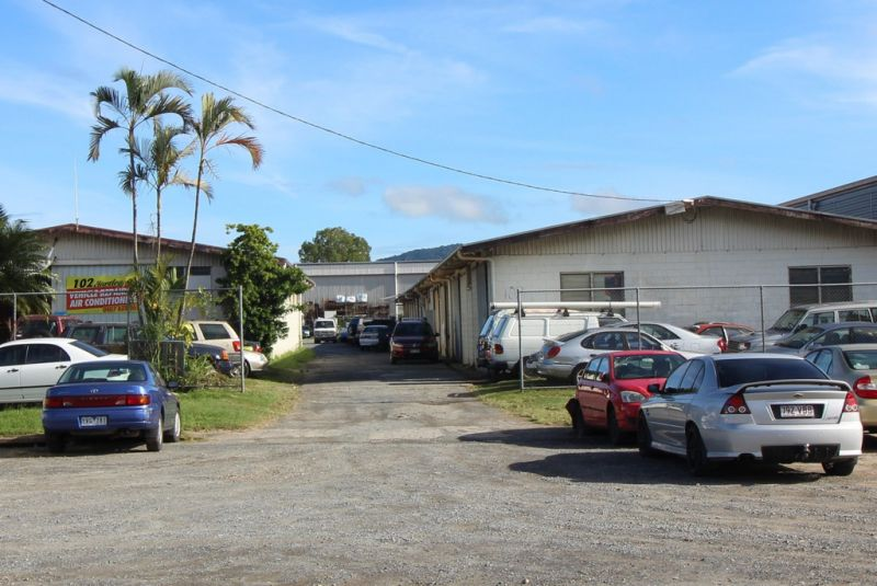160 sqm Shed Storage For Lease