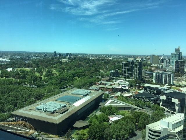 Spacious, fully furnished office with superior views available in Southbank!