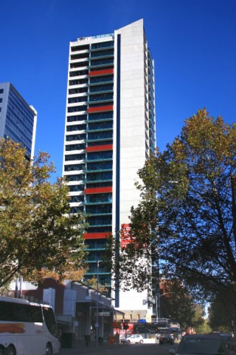 CityTempo: 13th Floor - FULLY FURNISHED - Fantastic Inner City Studio Apartment!