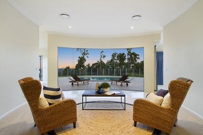 Sophisticated Family Living with Stunning Views