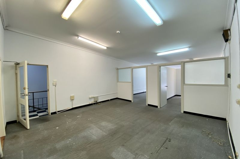 AFFORDABLE PARTITIONED OFFICE WITH FOREST RD EXPOSURE!