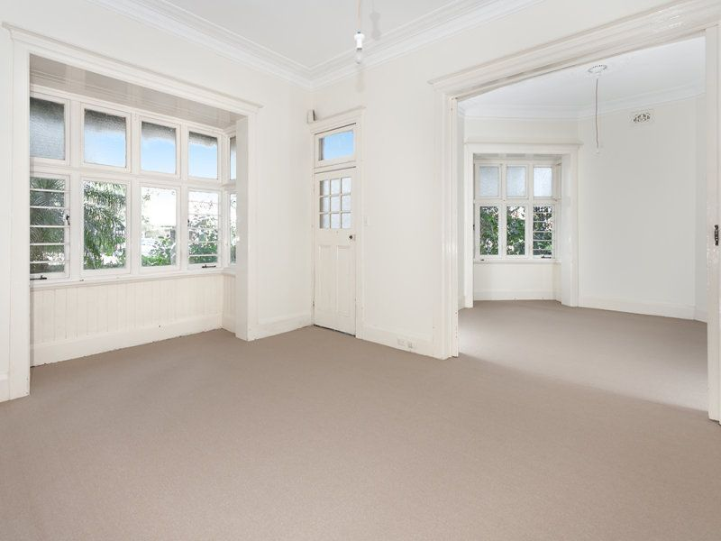 Large One Bedroom Character Apartment, in Dress Circle Location.