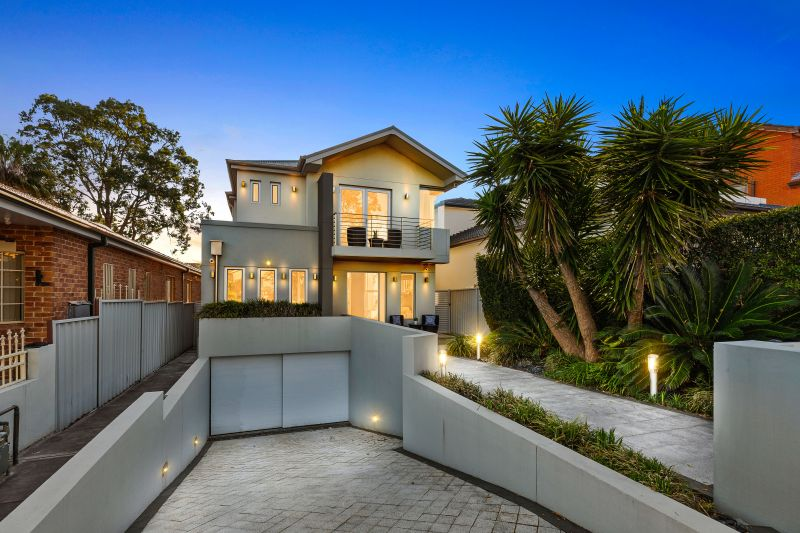 Architecturally designed as new 4 bedroom home