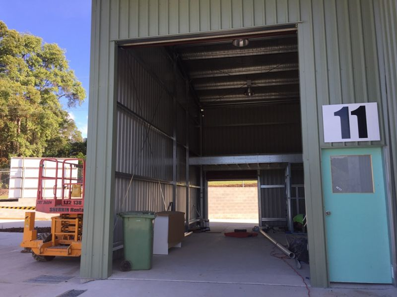 Affordable Warehouse with Drive-Through Access