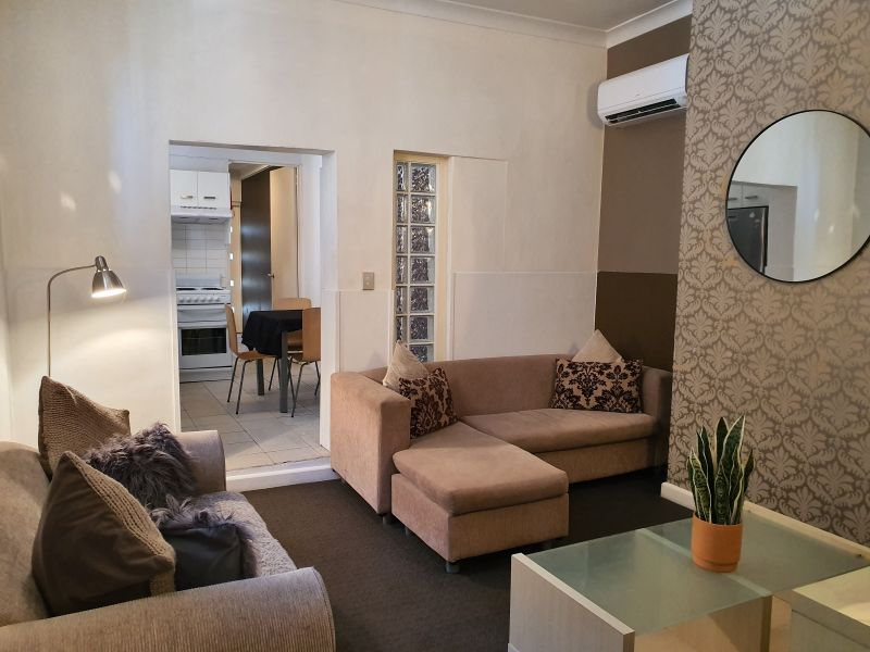 Peace And Privacy In Fully Furnished One Bedroom Apartment