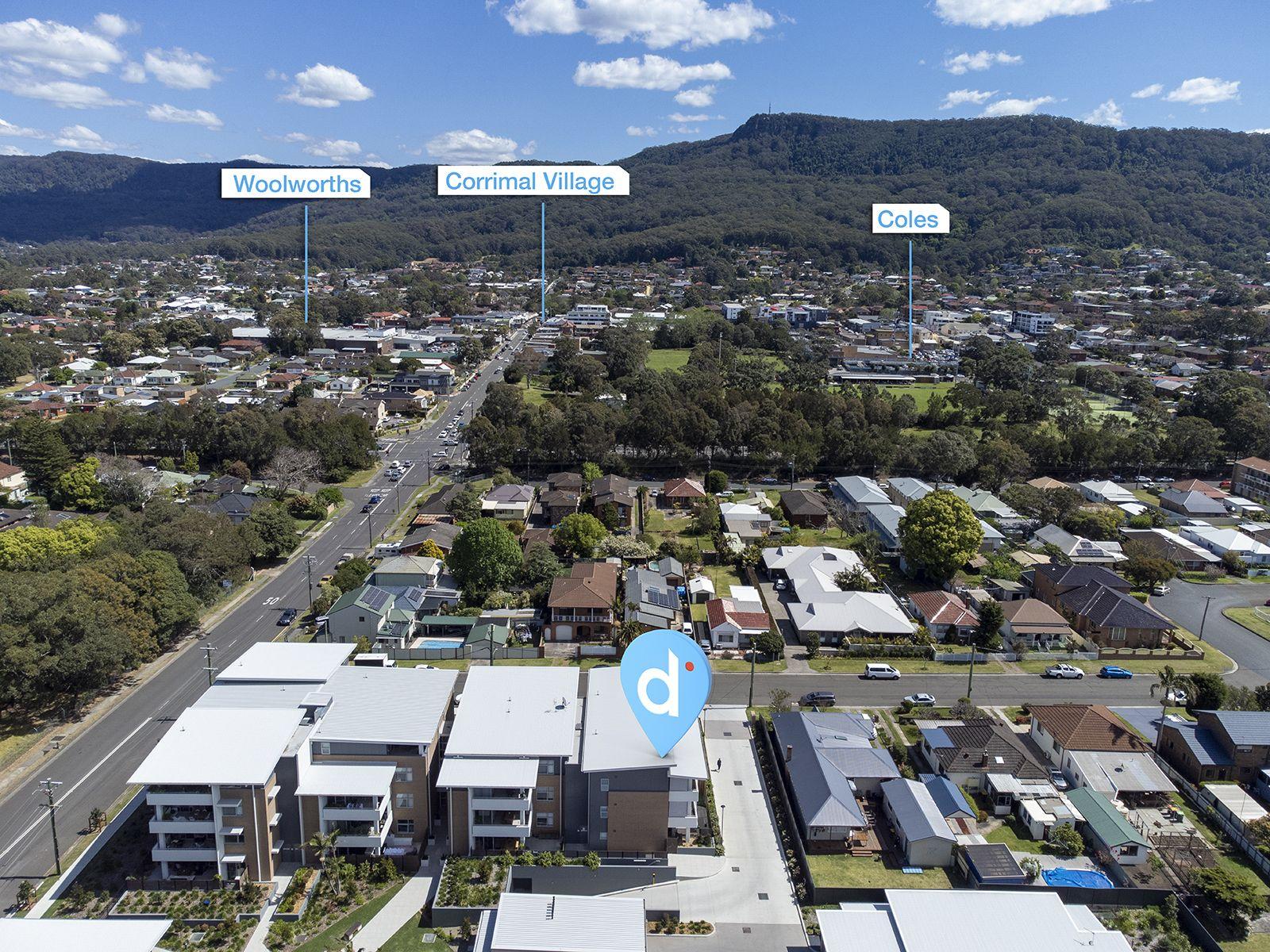 206/12 Harbinger Street, Corrimal NSW