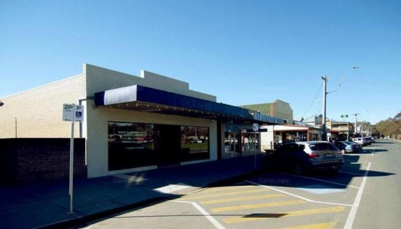 PRIME LOCATION COMMERCIAL PROPERTY. SECURE TENANT. OPPORTUNITY FOR DEVELOPMENT