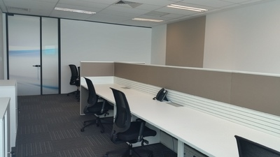 6 Person Fully Equipped Office for Short/Long Term Lease -Available Immediately!