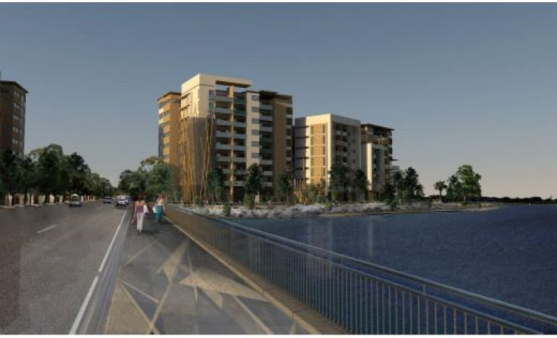 Approved Waterfront Development Site