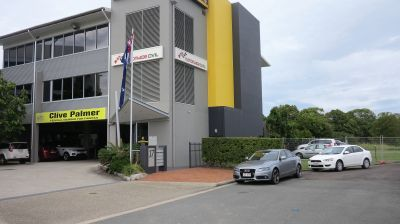 EXECUTIVE OFFICES WITH A VIEW IN CENTRAL MAROOCHYDORE