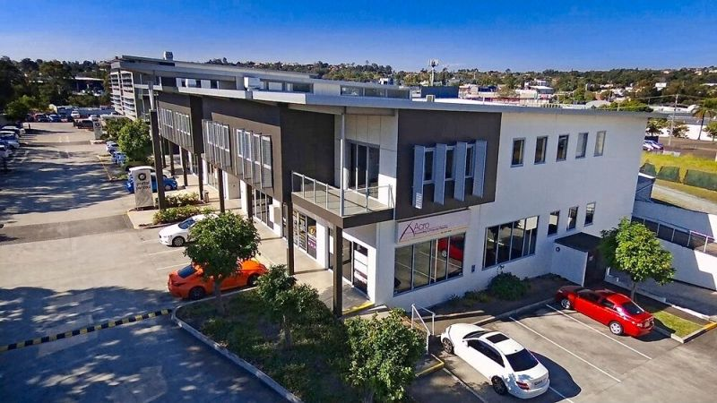 Developer Clears Remaining Office